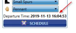 schedule butto